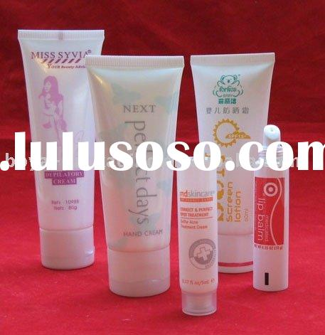 Plastic Tube Packaging Suppliers pe Plastic Tubes Packaging