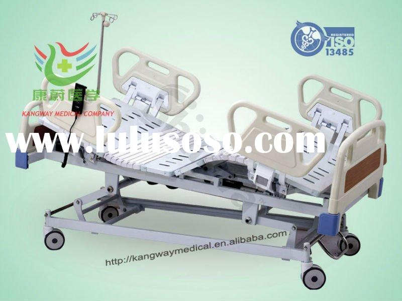 Five function Electric Medical care bed(hospital bed)