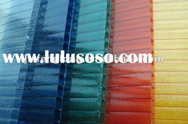 Greenhouse Polycarbonate Covering for Industrial and Commerical Uses