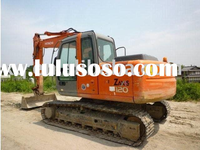 HITACHI EXCAVATOR ZX120E USED JAPANESE CONSTRUCTION MACHINE