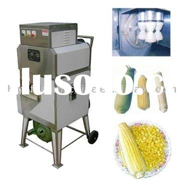 HLMZ Sweet Corn Threshing machine /0086-15824839081