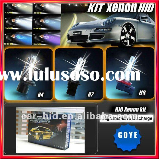 HOT!!! Auto HID xenon kit ,Xenon hid headlight H4 H/L 35w 55w