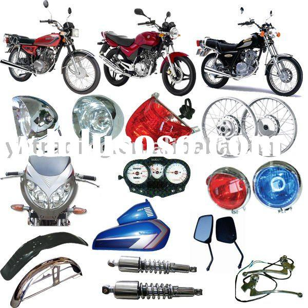High Quality Motorcycle Parts China Manufacturer