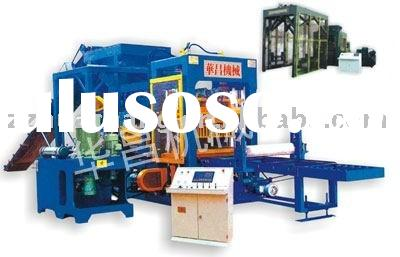 High efficient and easy operation brick/block making machine