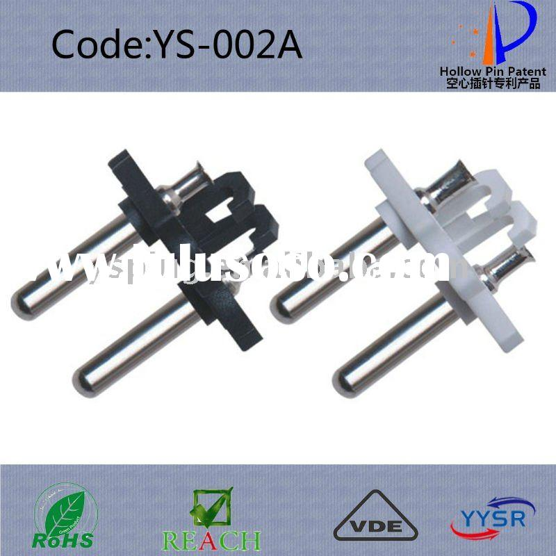 Holland Contour style plug insert VDE certificate,Power,AC,ac powercord,cord connector,electric comp