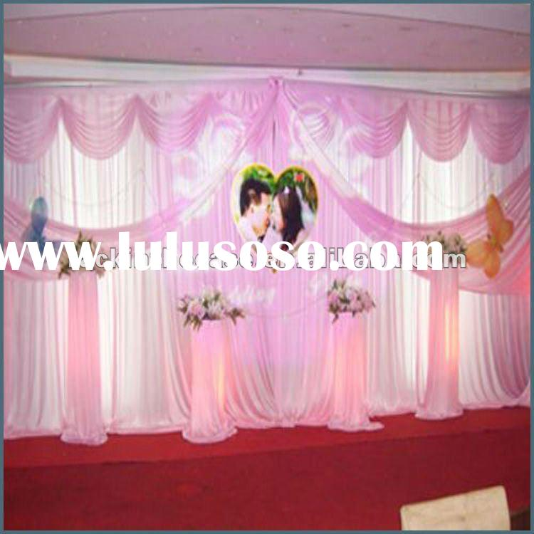 indian wedding stage decoration ideas, indian wedding stage