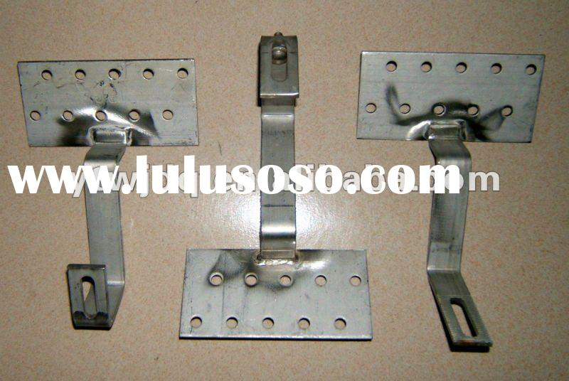 Hot adjustable Solar roof metal mounting bracket &hook