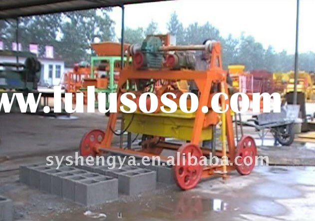Hot sale!QMY4-45 egg laying concrete block machine