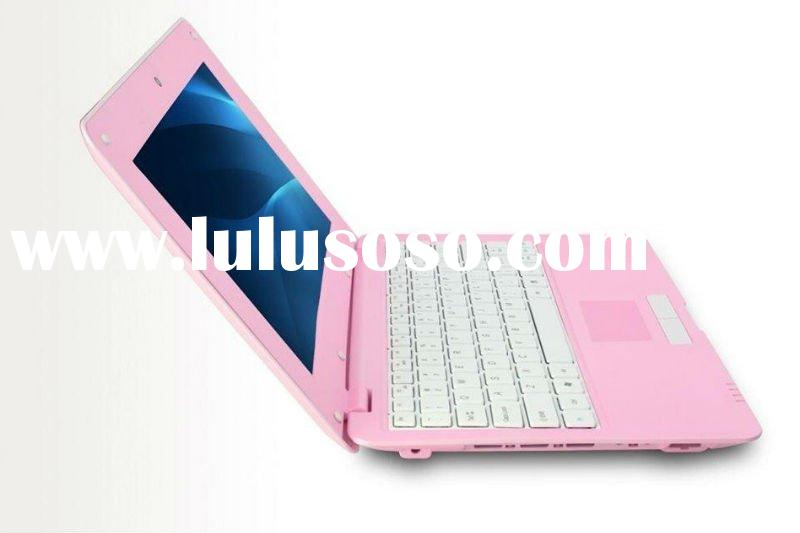 Hot sales 10.2'' Andriod 2.3 laptops made in usa Rockchip 2918 Cortex-A8 Processor 1