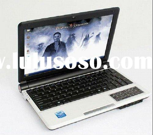 Hot sales 10.2'' laptops for sale in dubai 1.8G Memory 1GB/2GB HDD 160G/320G netbook