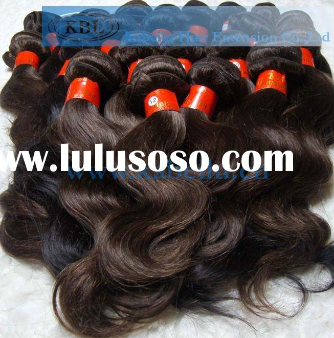 Hot wholesale hair indian remy hair weaving with factory price