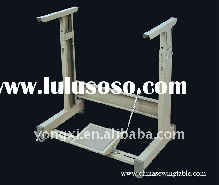 Industrial Sewing Machine Table Steel Stand JACK, Sunstar, GEMSY, JUKI,SIRUBA,