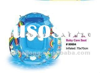 Inflatable baby swimming float Seat ;float tube;float ring