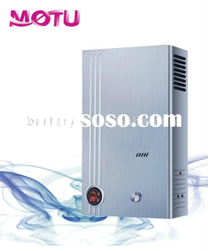 Instant Gas Water Heater With LCD Temperature Display