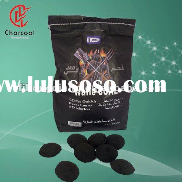 Instant light bbq charcoal