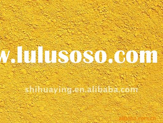 Iron Oxide Red Iron Oxide Yellow