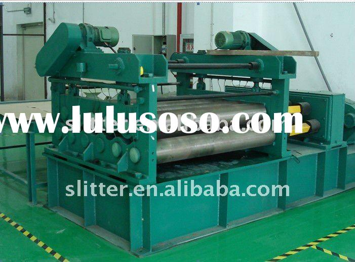 JP-1~2 X 1250 Leveller/straightener of cold rolling metal sheet