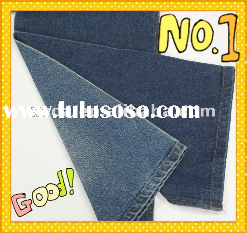 Knitted Spandex Denim Fabric