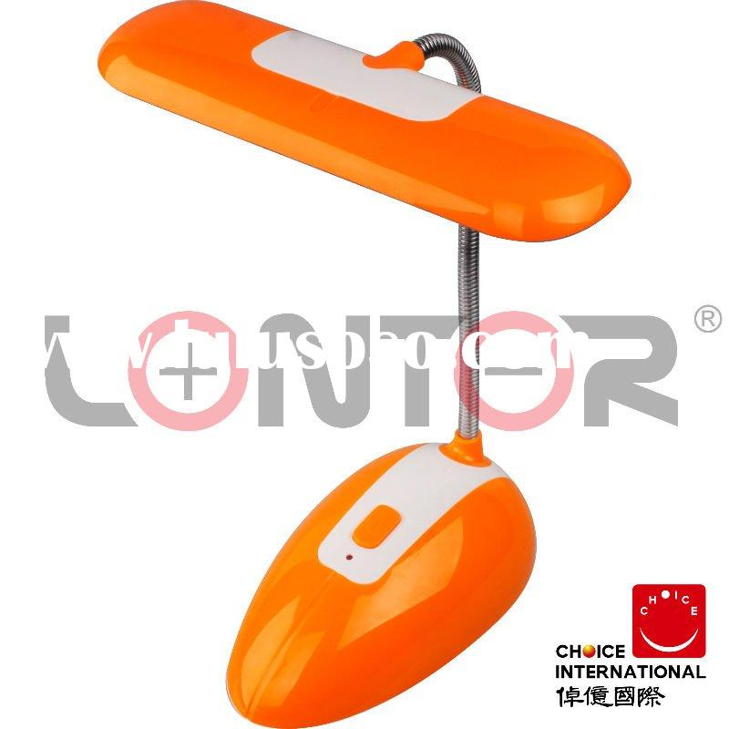 LONTOR Rechargeable Reading LED Lamp
