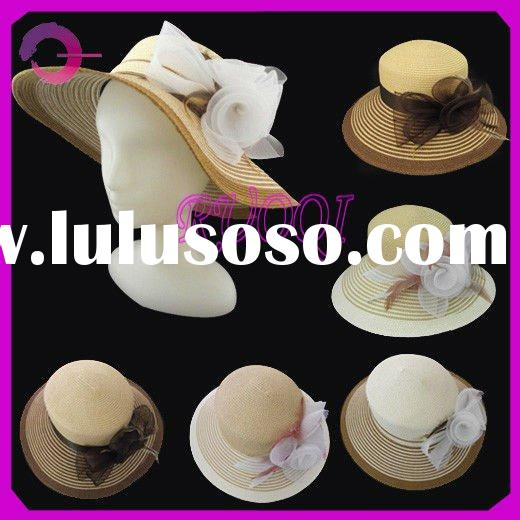 Ladies wholesale church wedding fascinators and hats A85