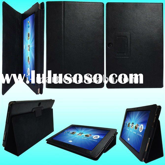 Leather skin case for Asus EEE pad transformer TF101