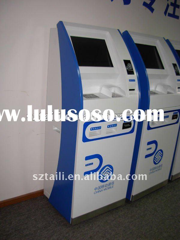 Lobby Payment Self-service kiosk machine TLST-1009