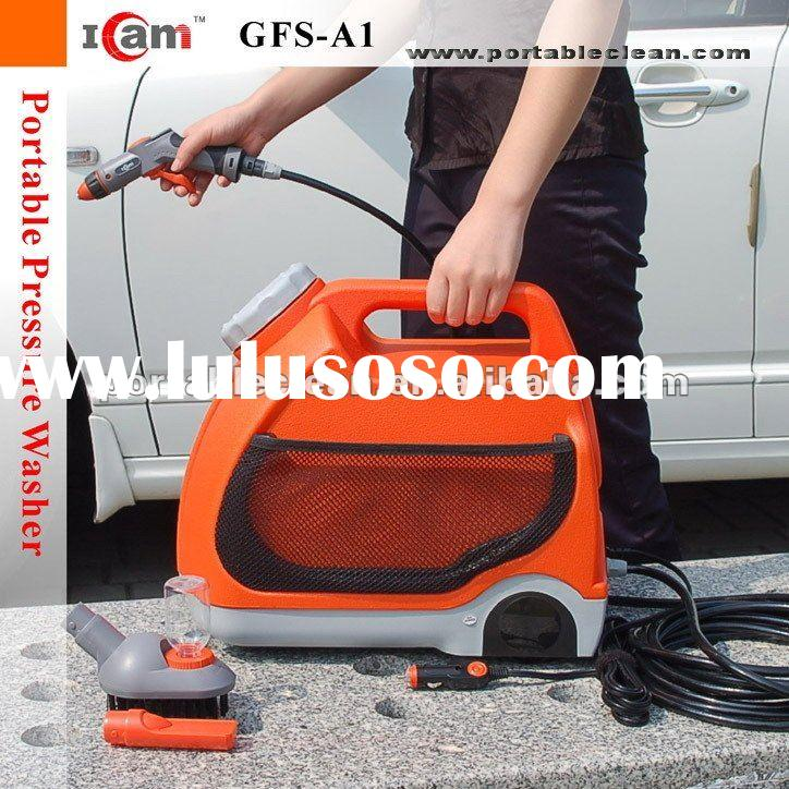 Manual cleaning equipment with 15L water tank