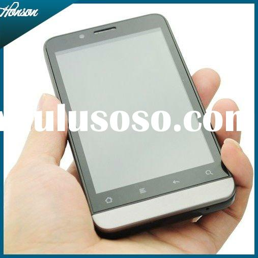 NEW Arrival B72M MTK 6573 3G WCDMA/GSM mobile phone Android 2.3 phone