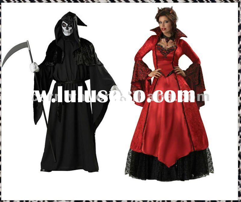 New Adults Halloween Costumes /Costumes Dress (BSWC-3659)