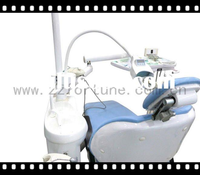 New!! Professional Teeth Whitening LED Light Dental Chair With Power Centrifugal Air Cooling