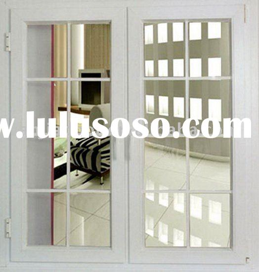New design aluminum window frames