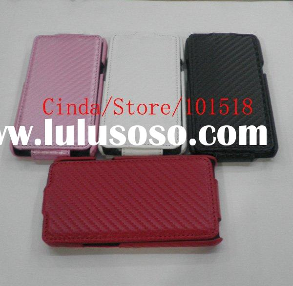New mobile phone leather case for Samsung Galaxy S2 i9100