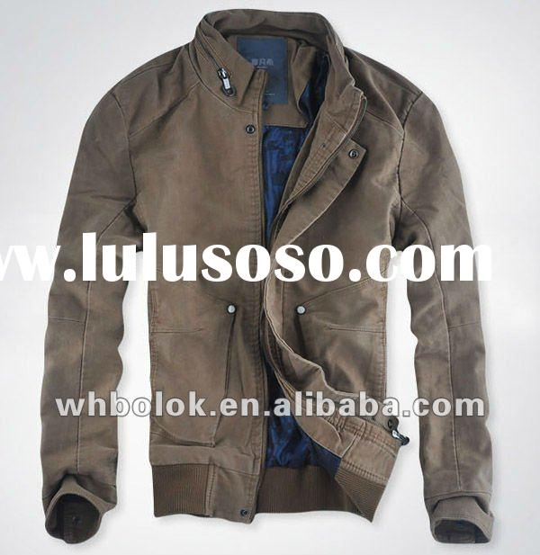 New pattern men's clothing 2012 fashion jacket