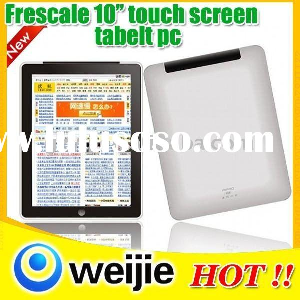 "OEM Freescale 10""Touch Screen Tablet PC tablet pc pdf reader"