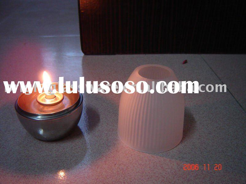 Oil Fuel glass lamp cover and lamp shade