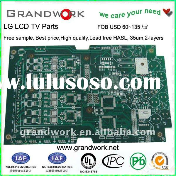 PCB for LG LCD TV Parts (Free sample)