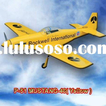 P-51 MUSTANG 46 TW-A055 RC Plane