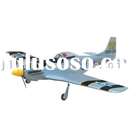 P-51 Mustang-46 RC gas airplane (many colors to choose )