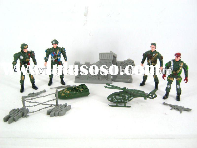 Plastic Soldiers Toy/Army Set/ Military army Toy