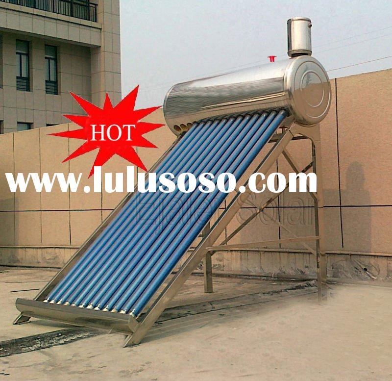 Professional China Manufacturer of stainless steel solar water heater (hot sales product)