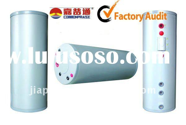 Professional Stainless steel solar hot water storage tank manufacturer