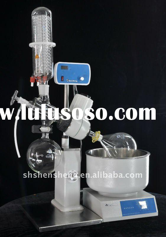 Rotary Evaporator 2L with Auto Lifting & Vertical Condenser