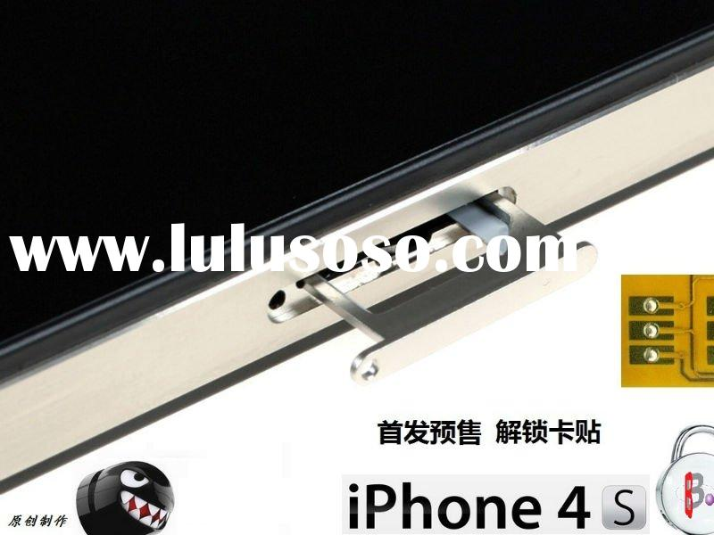 SIM Card Tray Holder Replacement Parts For iPhone 4S