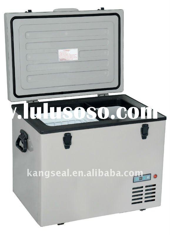 SOLAR REFRIGERATOR, SOLAR FRIDGE, SOLAR FREEZER, DC COMPRESSOR FREEZER BS55C4 55L(42L for freezer) 1