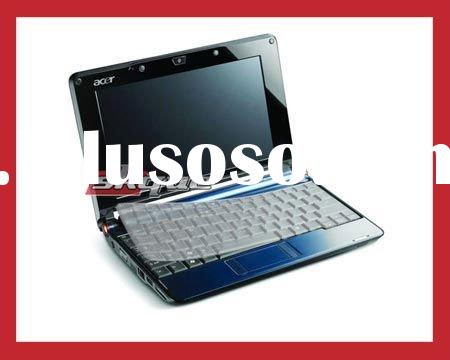 Silicone Silicon Keyboard Cover Skin For Acer Aspire One 10.1""