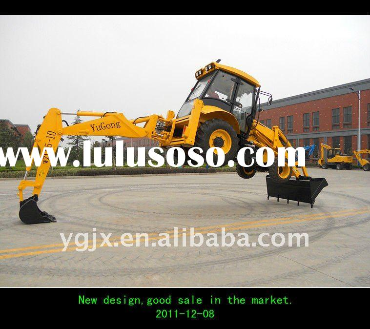 Similar to 3cx jcb wheel backhoe loader WZL25-10, 4 wheel drive 7 ton mini backhoe loader with good