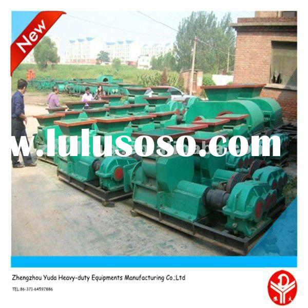 Small Scale Brick Machine for Making Clay Solid Bricks
