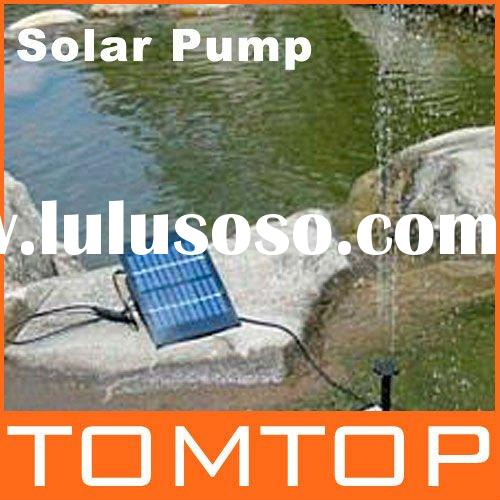 Solar Water Pump Garden Plants Solar Power Fountain Soar Pump/Water Pump
