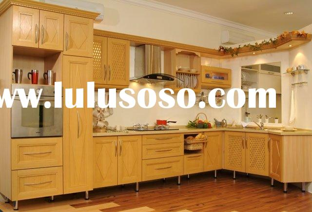 Solid Maple Wood Kitchen Cabinet,Kitchen Furniture,Cabinet,Kitchen Cupboard