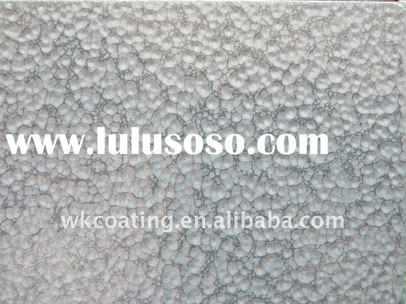 Special Effect Decorative Epoxy Polyester Powder Coating Paint